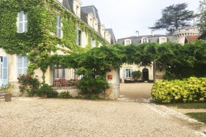 Travel Review of Chateau de Lalande.