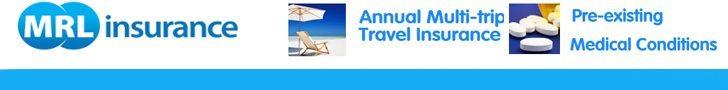 MRL Travel Insurance