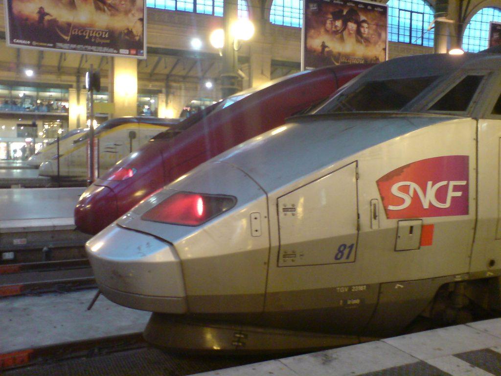 French Strikes affecting Eurostar