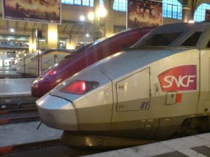 French Rail Strike Agony and planning a trip to France