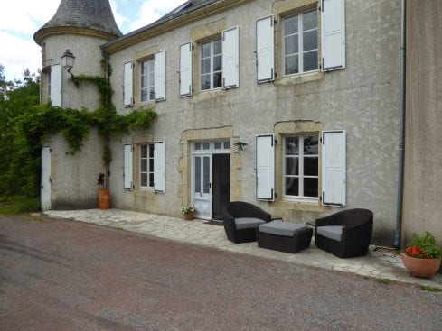 Chateau L'Orangerie